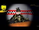 FNAF PLAY FNAF ТВИСТЕД АНИМАТРОНИКИ ➤ ГОЛДЕН ФРЕДДИ ЗАЛЕЗ в КОСТЮМ ТВИСТЕД ФРЕДДИ