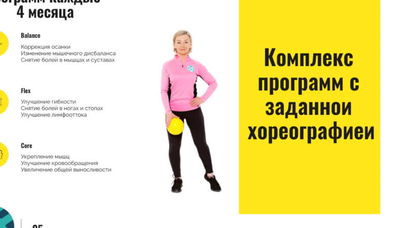 Rehab Fitness Matrix для клубов
