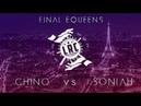 CHINO vs. SONIAH   FINALS EQUEENZ LRC WORLD FESTIVAL