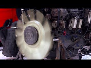 Запуск трёх двигателя отдельно от авто! Пуск двигателей с топливной системой PDE