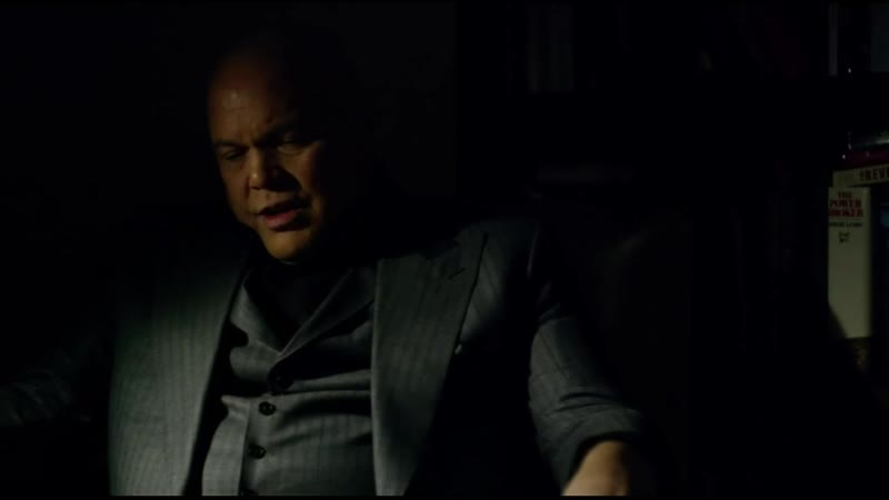 Monologue Wilson Fisk Modern realities and needs of society Fragment