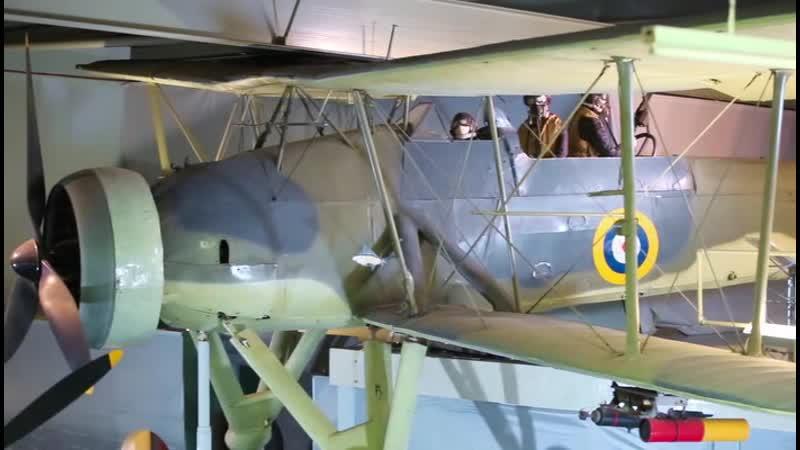 Морские легенды. 04.Самолёты британской морской авиации. Часть 1