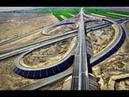 Они точно с этой планеты Китайцы построили самую длинную в мире дорогу через пустыню