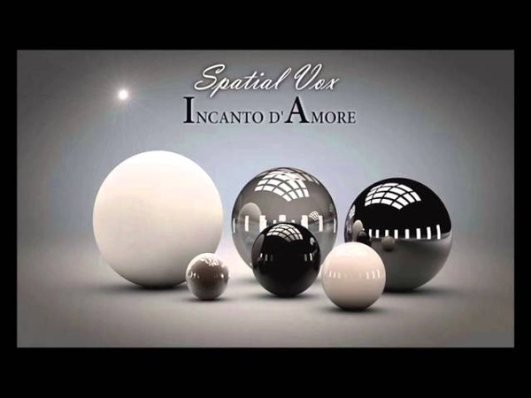 Spatial Vox - Incanto d'Amore (Voodoo Master) (Euro Disco version)
