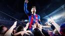 Месси Бог футбола
