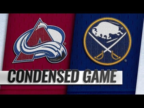 Colorado Avalanche vs Buffalo Sabres – Oct.11, 2018 | Game Highlights | NHL 18/19 | Обзор матча » Freewka.com - Смотреть онлайн в хорощем качестве
