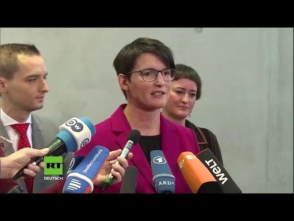 Fall Anis Amri: FDP, Grüne und Linke ziehen gegen Regierung vor's Bundesverfassungsgericht