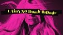 Avril Lavigne feat. Nicki Minaj - Dumb Blonde Lyric Video