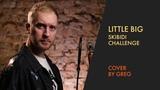 Little Big - SKIBIDI CHALLENGE (Cover version by Greg) В разных жанрах