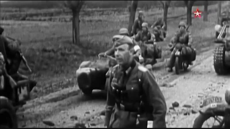 Мотоциклы Второй Мировой войны Колесницы Блицкрига 1 серия ЛИВНЫ Документальное кино