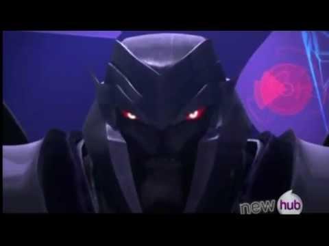 Transformers Prime. отрывок №3. смешной перевод.