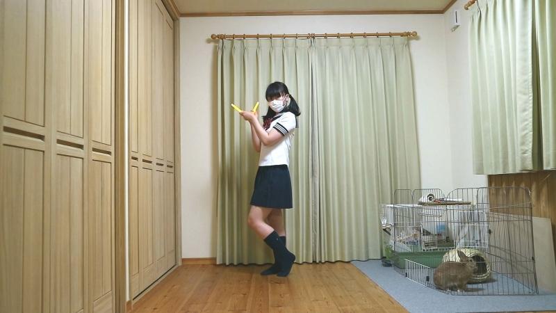 【りんご缶】 ルミカ 「キミは何色?」 【踊ってみた】 sm31338272