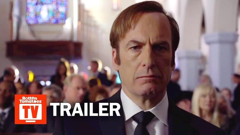 Better Call Saul Season 4 Comic-Con Trailer | Rotten Tomatoes TV
