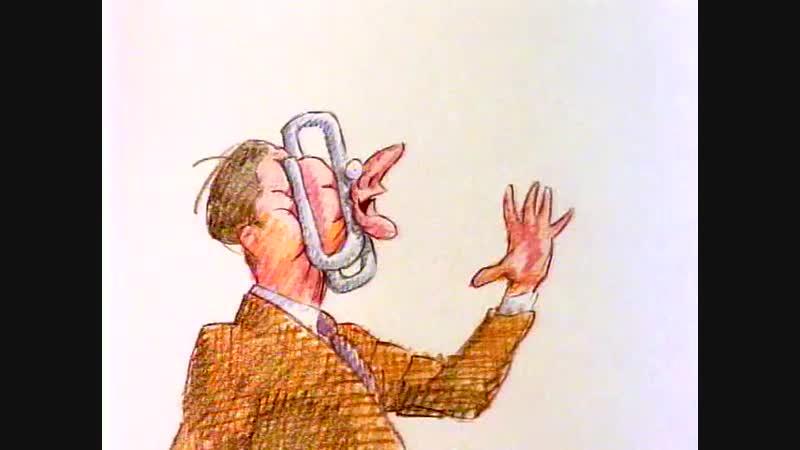 25 Ways to Quit Smoking \ 25 способ бросить курить (1989) режиссёр Bill Plympton \ Билл Плимптон. США