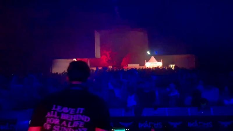 Mark Dekoda Hade Shelter closing at Ikarus Festival was amazing !