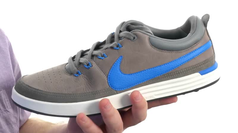 Женские кроссовки для гольфа Nike Air Zoom Accurate Белоснежные металлик