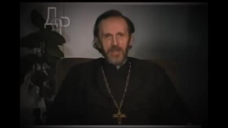 Мнение православного священника о протестантах (баптистах) Игумен Вениамин (Новик)