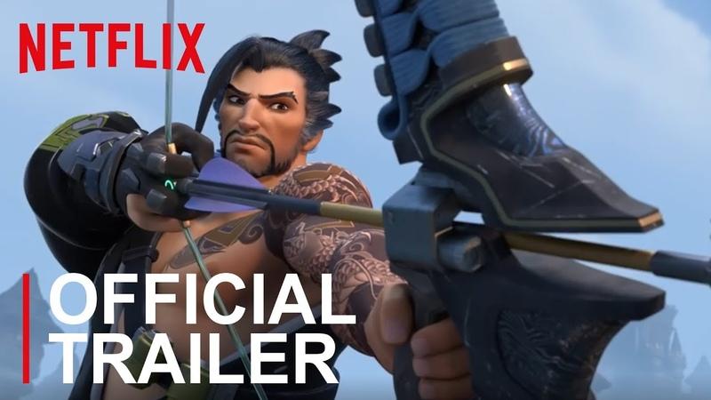 OVERWATCH | Netflix Original Movie | Official Trailer [HD] | Netflix