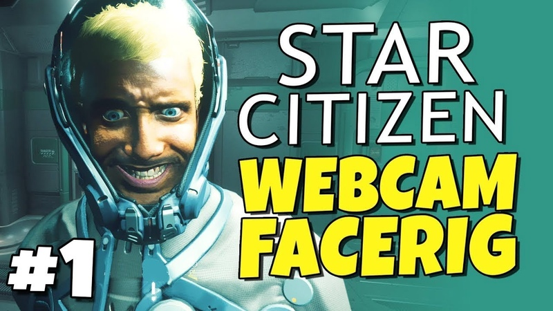 Star Citizen - FOIP Face Tracking 1 - Space Shopping