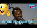 Hammer Rede von dem Afrikaner Achille Demagbo AfD Deutschland nicht mit Afrikanern überfluten
