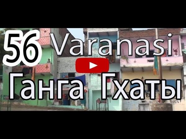 Варанаси. Индия. Что выбрасывает на берег Что едят собаки Стирка Омовения Свадьба india Varanasi