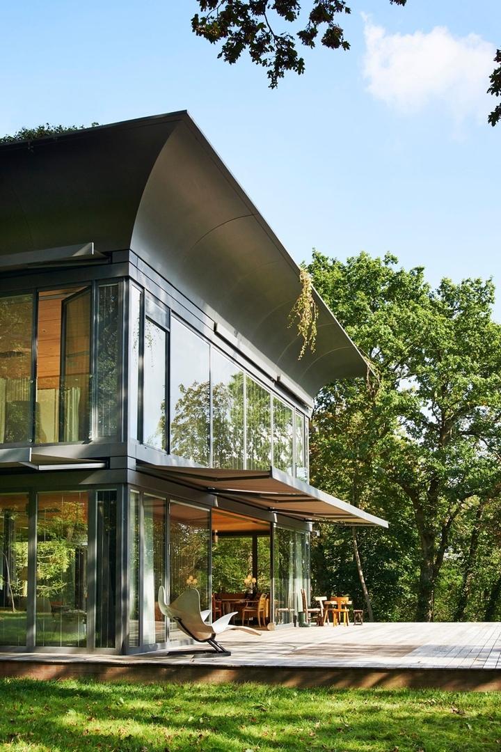 Частный дом во Франции