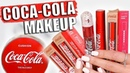TheFACESHOP COCACOLA MAKEUP COLLECTION | Fun or Flop