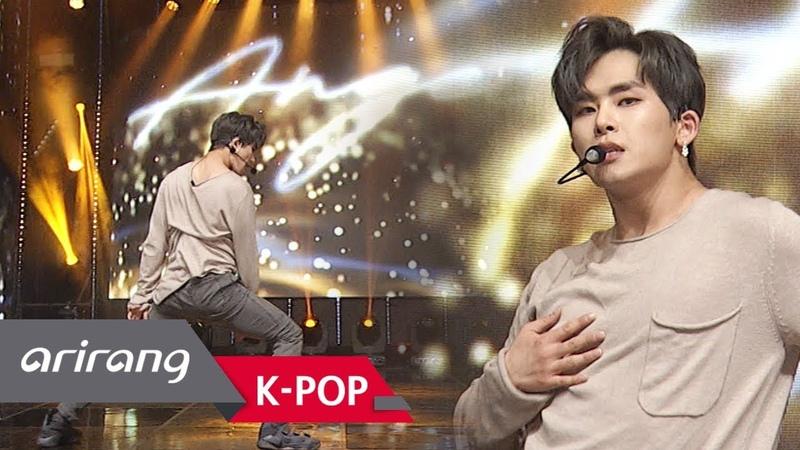 Simply K Pop HOYA 호야 Angel Ep 308 042018