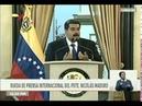 Maduro explica por qué no recibe la Ayuda Humanitaria: ¡No es un regalo, es un robo!