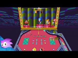 ? Sonic Mania Plus - Pinball Bonus Stage