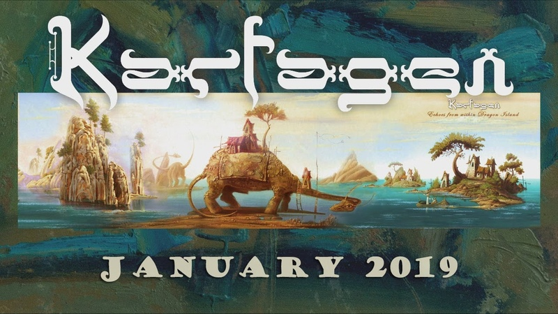 Karfagen 2019 X Dragon Island teaser