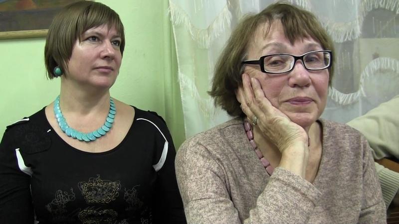 Александр Дорожинский ЛИТО Свиток 15.11.18