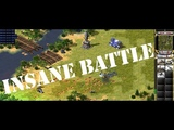 Red Alert 2 - 1 vs 1 Soviet vs Soviet INSANE Pro Battle on the map Heartland T vs B