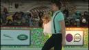 Анастасия Мартюшева и Константин Гаврин в шоу Королевы Льда на Красной Площади 11.01.19