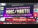 Marc Martel - Cardinals vs 49ers - The Ultimate Queen Celebration Halftime Show