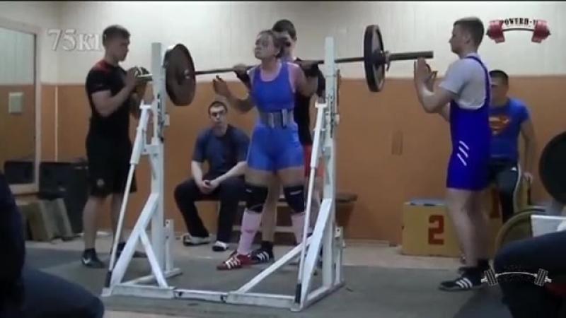 Молодая Девушка Шокировала Всех Чемпионат По Пауерлифтингу Young Girl shocked ev