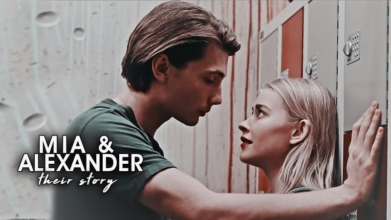 Mia alexander (druck) | their story [1x03 - 2x10]