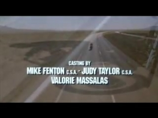 Harley Davidson and the Marlboro Man - Intro (Bon Jovi - Wanted Dead Or Alive)