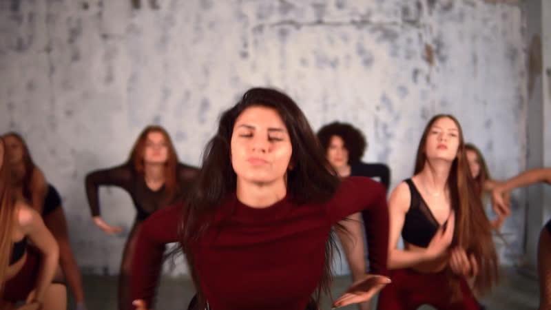 Dancehall female choreo by MISHKA DANCE FAMILY