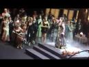 Надежда Сердюк в роли Ульрики в опере Дж Верди Бал маскарад Большой театр 04 10 2018