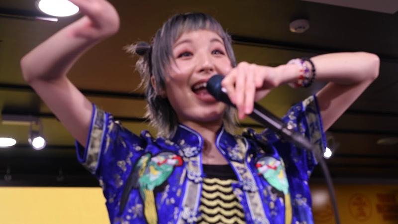 2019 07 11 「ghost rider」 おやすみホログラム 渋谷タワレコ5F