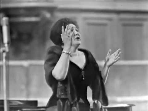 Концерт Ирины Архиповой 1967г. в Большом зале Московской консерватории