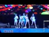 180914 AOA - Bingle Bangle, Excuse Me, Like A Cat, Heart Attack @ 29th Gyeongsangnam-do Sports for All Festival