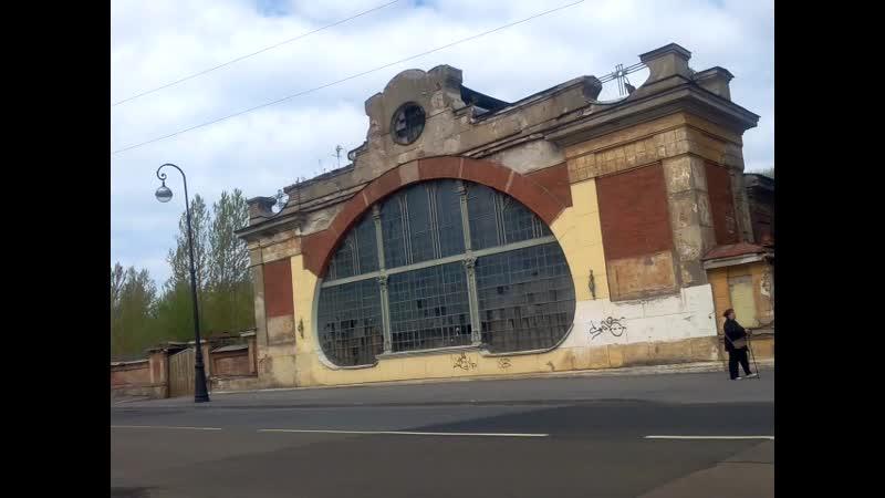 Здание бывшей Машинной школы