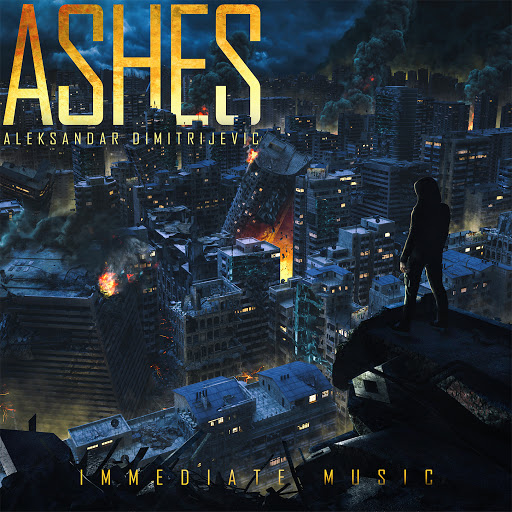 IMMEDIATE MUSIC альбом Ashes