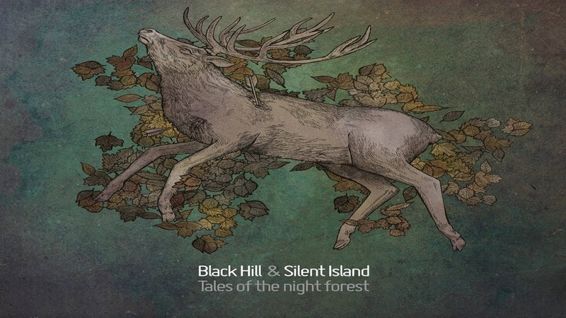 Black Hill Silent Island - Tales of the night forest [Full Album]