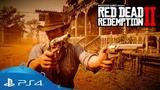Red Dead Redemption 2 Трейлер игрового процесса часть 2 PS4.