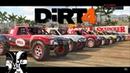 Стрим - DIRT 4 НА PS4 3 | VT GAMES ГОНЩИК?