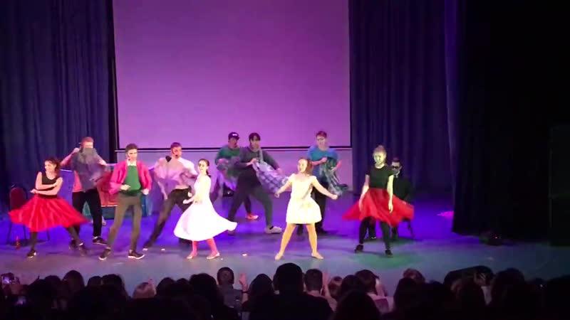 фестиваль первокурсников Московского Политеха_2018