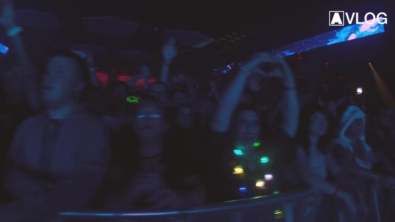 Armin Vlog 70 - USA Tour, pt.1
